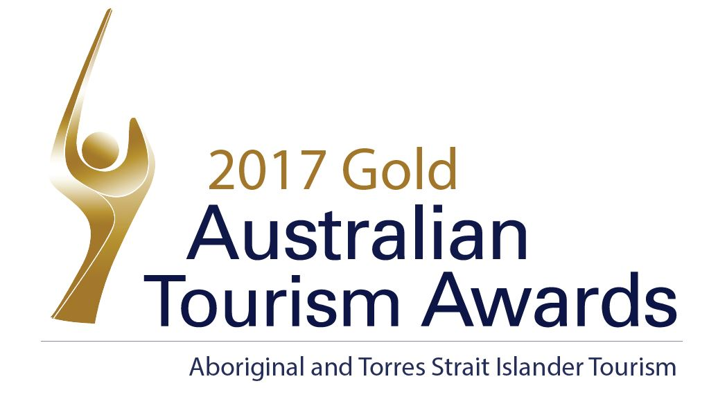 Sand Dune Adventures - Australian Tourism Awards Gold 2017 logo
