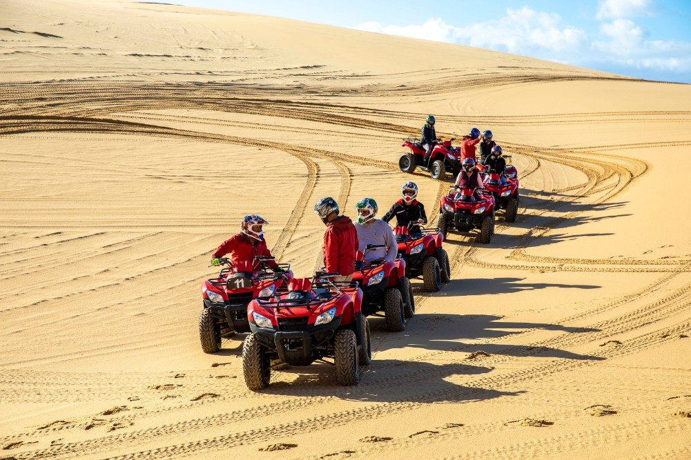 Sand Dune Adventures  - Quad Bike Tours